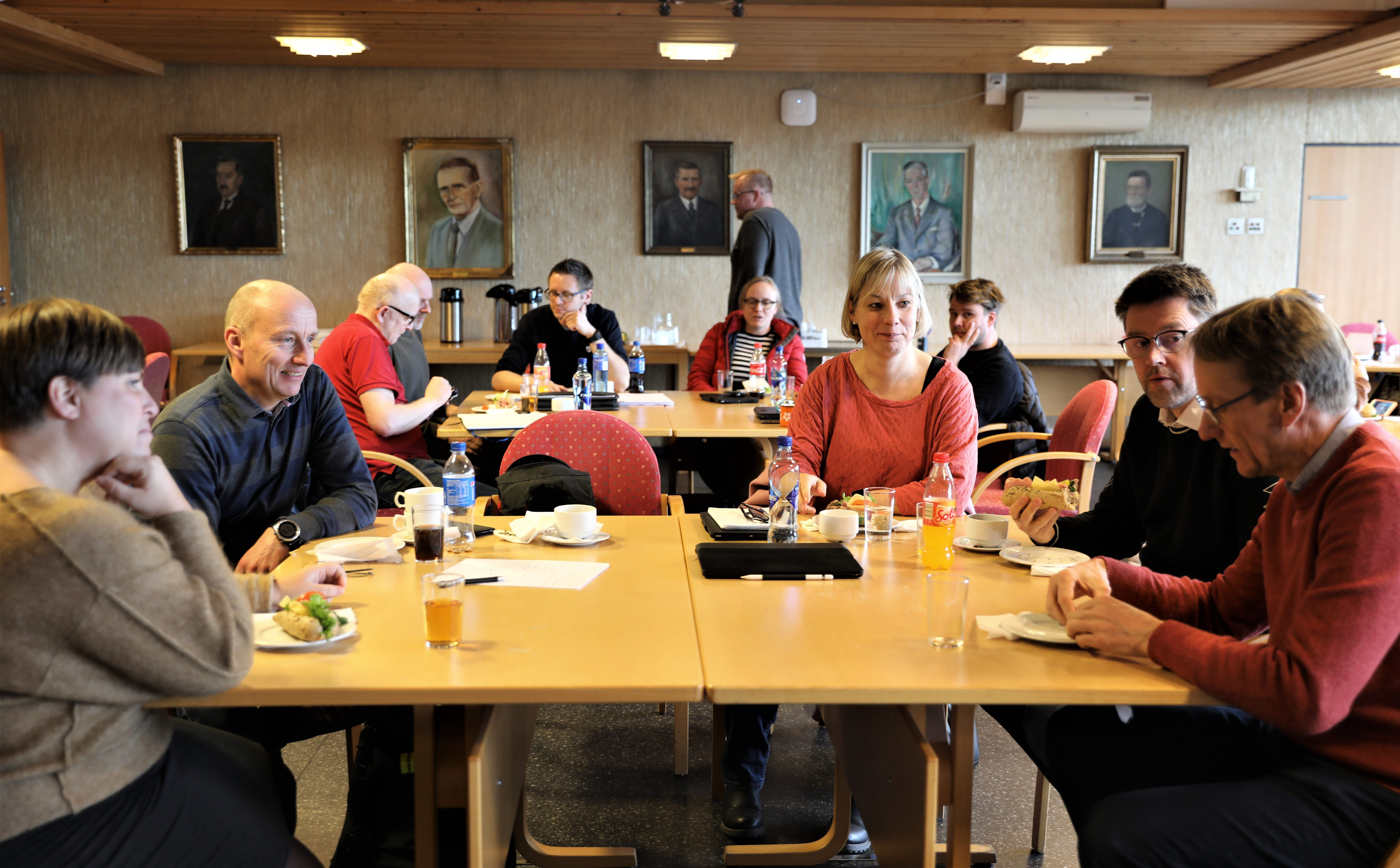 Stor interesse for KS Folkevalgtprogram