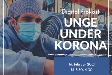 Digital frokost: Unge under korona